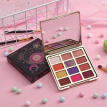 12 Color Glitter Eyeshadow Palette Pressed Shimmer Matte Eye Shadow MakeUp Long Lasting Eye Palette For Beauty Cosmetics