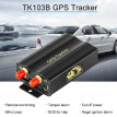 TK103B GPS SMS GPRS  Tracker  remote monitoring  tamper alarm  fuel cut off  dead zone pass  SOS  illegal ignition alarm