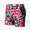 SUNSIOM Mens Boxer Briefs Swimming Swim Shorts Trunks Swimwear Beach Pants Underwear New
