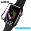 Baseus 0.2mm Full-screen curved tempered glass soft screen protector for APPLE Watch series 1/2/3/4