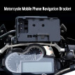 Mobile Phone Navigation Bracket Accessories with USB Charger For BMW R1200GS  LC&Adventure S1000XR R1200RS