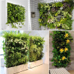56 Pocket Hanging Vertical Garden Planter Indoor Outdoor Herb Pot Decor