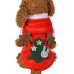 Christmas Dog Clothes Santa Costume Pet Dog Christmas Clothes Winte Coat Clothing Puppy Outfit for Dog Plus Sizes S-XL