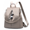 Oxford Fabric Shoulder Bag Female Korean Edition Student Bag Fashionable Lady's Leisure Backpack