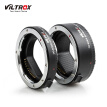 Viltrox DG-EOSR Portable Electronic Macro Extension Tube Adapter Ring Set(12mm + 24mm) Support TTL Auto Focus AF for Canon EOS R M