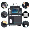 〖Follure〗Car storage bag chair back car for ipad storage seat anti kick pad hanging bag