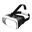 Professional Lightweight Virtual Reality Headset 3D VR ABS Glasses for TV Movies Video Games