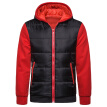 Mens Thick Warm Hooded Short Coats Sport Jackets Winter Casual Hoodies Outwear