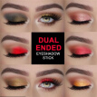 8 Colors Double headed Eyeshadow Pencil Highlighter Long Lasting Eye Shadow Pen Makeup Cosmetic