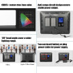 Viltrox VL-200T Wireless Control Bi-color Dimmable LED Video Light Panel 3300K-5600K 192 Beads CRI95 LCD Screen for Canon Nikon So