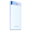 Teclast T200CF 20000mAh Power Bank 8 Pin Micro USB Input Dual Output 2.1A External Battery Charger with LED Digital Display