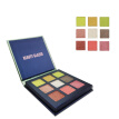 4 style Makeup 9 Colors Matte Shimmer Glitter Eyeshadow Nude Eye Shadow Palette Powder Waterproof Pigmented Pallete