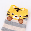 [Meet Myself] 1 Pair Women Cotton Socks Tiger Animal Character Print Women's Winter Socks