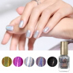 Healthy Environmentally Friendly Quick-Drying Free-To-Baked Sequins Nail Polish
