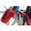 Mountain Bike Motorcycle Disc Brake Lock Electric Bicycle Anti-theft Padlock Cycling Accessory