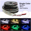 LED Strip 5050 DC12V 300LEDs 5m/lot Flexible LED Light RGB RGBW 5050 Waterproof LED Tape