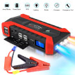 89800mAh 12V LCD 4 USB Car Jump Starter Pack Booster Charger Battery Power Bank