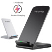 Qi-Wireless Fast Charger Charging Pad Dock For Samsung Galaxy S9 IphoneX Iphone 8