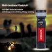 LIXADA 330LM 33 LEDs Camping Lantern Light Brightness Adjustable Power Bank USB Rechargeable with Magnet Ultra Bright Portable Ten