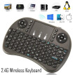 2.4G Mini Wireless Keyboard With Touchpad For Android M8S Laptop PC TV Box