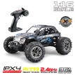 SKY RC Truck 1:16 High Speed Racing Car Off-Road Waterproof Vehicle 2.4Ghz With LED