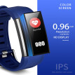 M200 Smart Watch Wristband Heart Rate Blood Pressure Monitor Sporty Smart Bracelet Motion tracking Waterproof Bluetooth Band