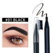 High Quality Eyebrow Pencil Waterproof Smudge-proof Long Lasting Coloration Eyebrow Pen Eyebrow Cosmetics Beauty Tools