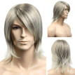 Rocker Men Fashion Short Hair Wig  Perfect For Carnivals Party Cosplay Festival