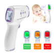Non-Contact IR Infrared Thermometer Baby Thermometer Laser LCD Backlight Digital C/F Pyrometer Forhead Body Temperature Meter