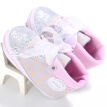 Baby Girls Canvas Shoes Non-slip Toddlers Infant Footwear First Walkers 0-18M