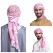 Men Adjustable Muslim Arabia Middle East Headband Cap Arabian Front Scarf Fashion Hijab