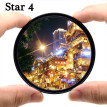 KnightX 4x 6x 8x  Star line Camera Lens Filter For canon sony nikon 400d 200d d3300 photography color 60d d600 49 52 55 58 62 67 7