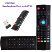 For MX3 2.4G For Air Fly Mouse Portable Mini Keyboard Remote Control For Android TV/Box/PC