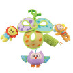 Tailored Baby Infant Rattles Plush Stuffed Cartoon Cute Soft Bed Hanging Bell Toys Doll