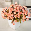 15 Flower Heads Camellia Magnolia Floral Wedding Peony Bouquet Hydrangea Home Party Decor