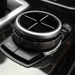 Car Multimedia Button Cover Knob Frame Trim Controller Only Ceramic for iDrive Button For BMW 1 2 3 4 5 6 Series X1 X3 X4 X5 X6