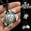 Bluelans Fashion Turtle Tortoise Pendant Necklace Women Men Party Club Jewelry Gift
