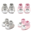 Toddler Cartoon Sock Shoes Baby Shoes 2018 New Autumn Winter Newborn Soft Bottom Warm Cotton Shoes Infant First Walkers 0-12M