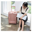 ABS+PC 20 inch High capacity Rolling Luggage Bags Spinner Students Password Suitcase Wheels Carry on computer Trolley Travel Bag
