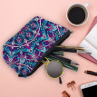 Nomeni Portable Cosmetic Bag Female Clutch Bag Multifunctional Travel Storage Bag