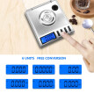 20g/0.001g High Precision LCD Display Electronic Scale Mini Weigher Balance