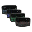 A36 Mini Wireless Keyboard 2.4G Color Backlit Air Mouse Touchpad Keyboard For Android TV Box Smart TV PC PS3