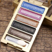 5 Colors Shimmers Eyeshadow Palette Makeup Cosmetic Glitter Eye Shadow Set