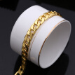 6Mm 10Mm 18K Gold 925 Silver Plated Snake Chain Necklace Bracelet Hip Hop Chain Men Fashion Jewelry Gift