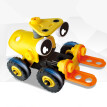 Children DIY Assembly Puzzle Screw Truck Education Toy Gift 1PCS