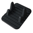 Soft Silicone Car Mobile Phone Holder Stand Dashboard Gps Socket Anti Slip Mat Phone Stand Automotive Interior Accessories