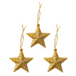 10Pcs Christmas Gift Star Ball Shape Decoration Christmas Tree Pendant Set Year Cute Ornaments