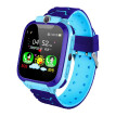 Kids Intelligent Phone Watch with SIM Card Slot 1.44 inch Touching Screen Children Smartwatch with GPS Tracking Function Voice Cha