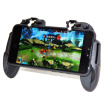 Upgrade H6 PUBG Mobile Phone Game Controller Joystick Cooling Fan Gamepad for iPhone SamSung Xiaomi ROG