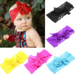 Fashion Baby Toddler Girl's Kids Cute Bowknot Lace Headband Hairband Headwear